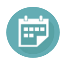 Newsletter Calendar Icon
