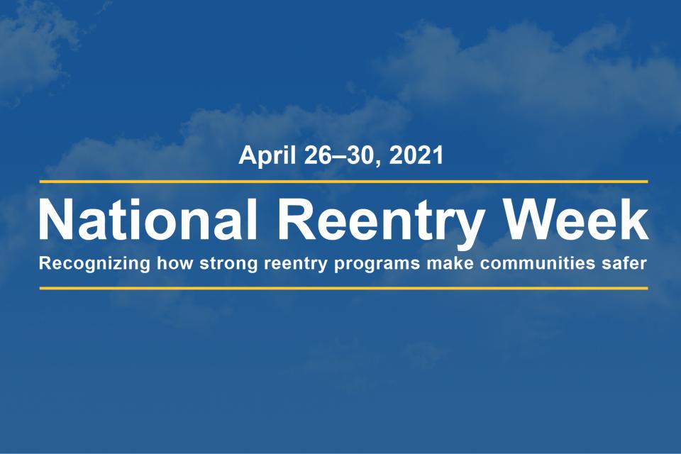 National Reentry Week