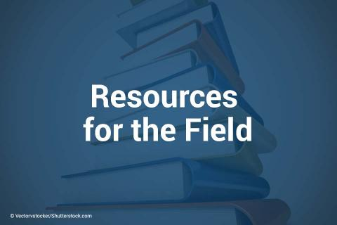 Resources for the Field 960x640