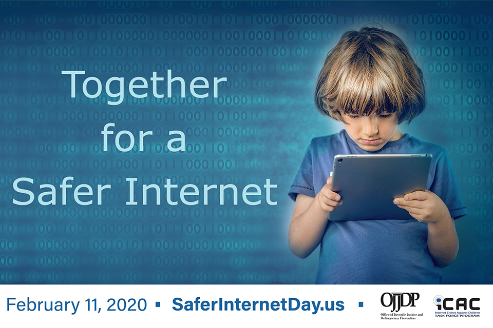 Feb. 11, 2020 Safer Internet Day