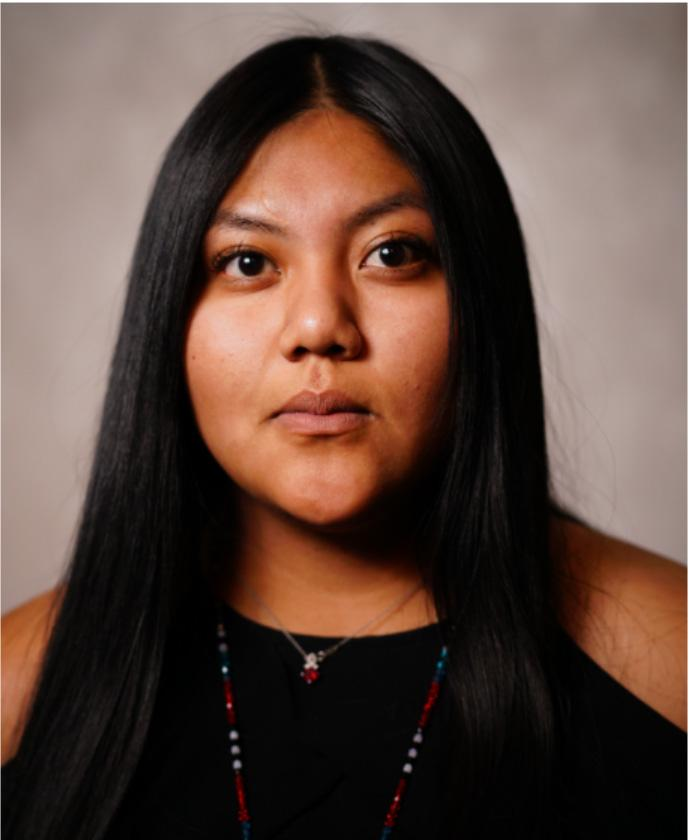 Sonwai Wakayuta is 1 of 12 UNITY peer guides selected last year to participate in OJJDP's Tribal Youth Leadership Development Initiative.