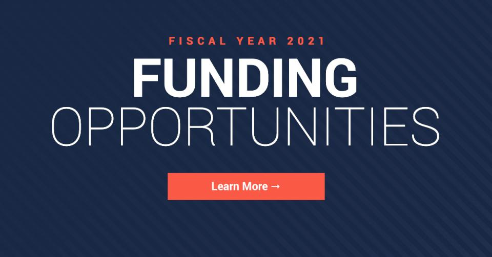 OJJDP Fiscal Year 2021 Funding Opportunities - Learn More